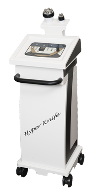 ハイパーナイフの機械の画像
